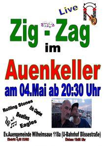 ZIG-ZAG @ Auenkeller