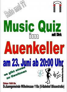 Music-Quiz @ Auenkeller