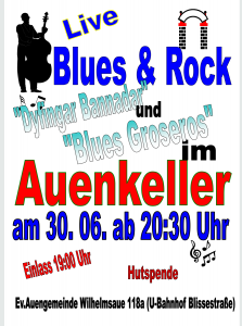 Blues & Rock @ Auenkeller