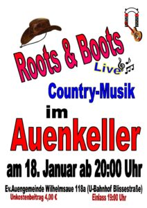 Country-Abend @ Auenkeller
